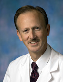 Photo of Dr. David Moliterno, Chief of Cardiology in the Department of Internal Medicine at the University of Kentucky.